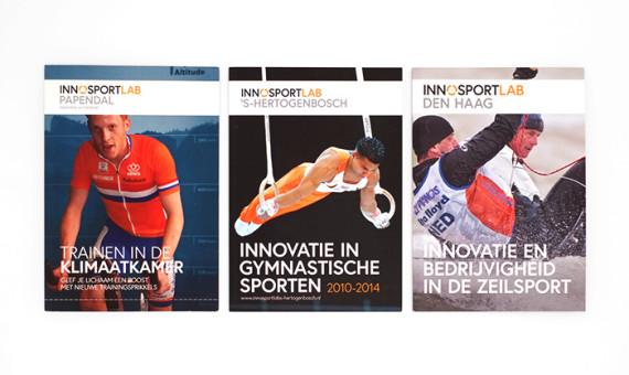 InnoSportNL huisstijl en publicaties
