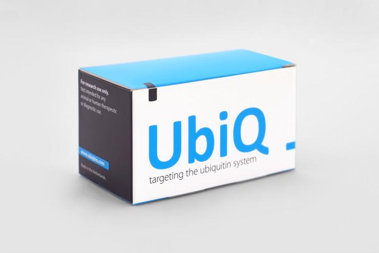 UbiQ Verpakking