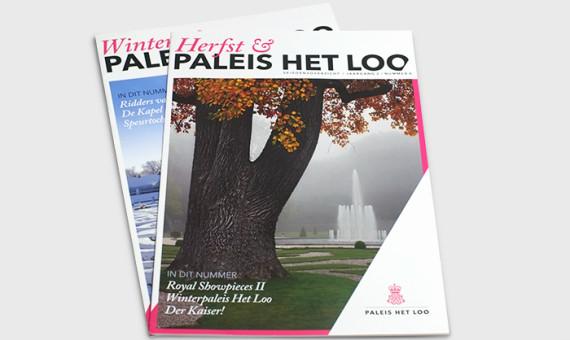 Paleis Het Loo Bezoekersmagazine