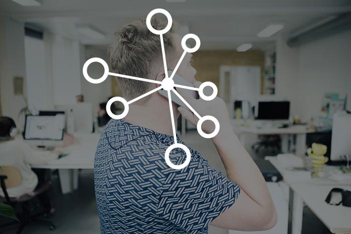 breed netwerk met specialisten